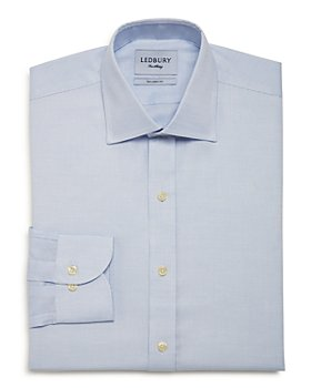 Ledbury - Freeman Oxford Slim Fit Dress Shirt