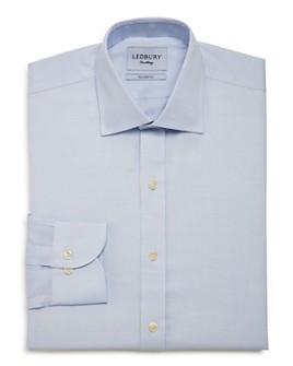 Ledbury - Freeman Oxford Slim Fit Dress Shirt