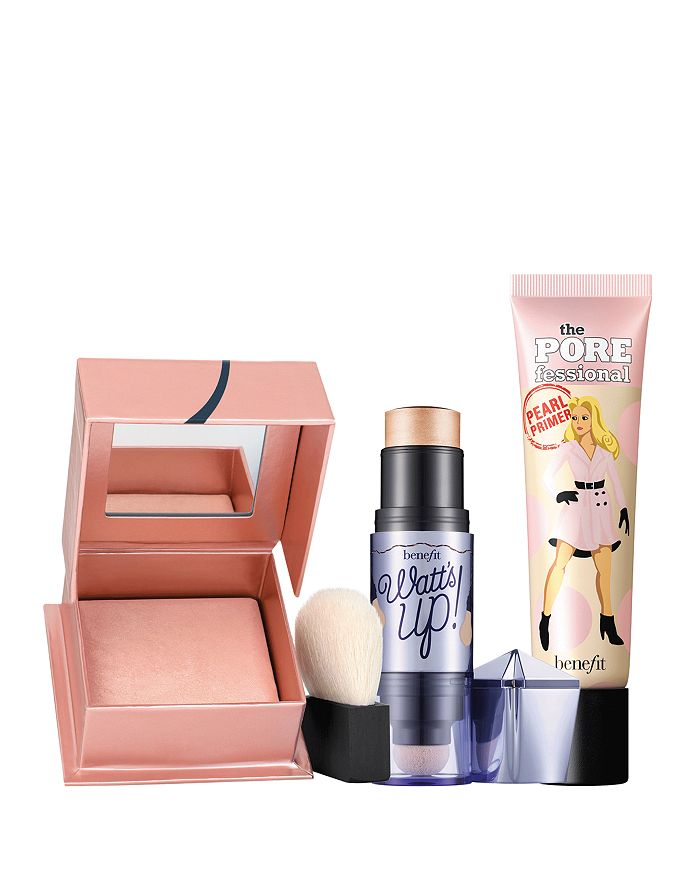 Benefit Cosmetics - Days of Our Lights Prime & Highlight Gift Set ($92 value)