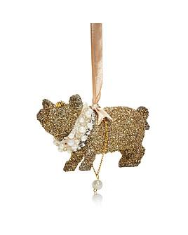 Kurt Adler - Glamour Pig Ornament