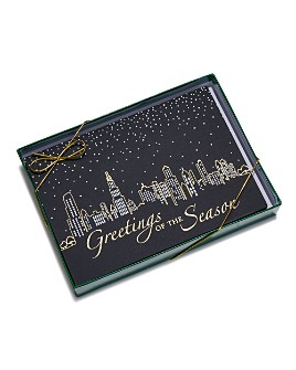 Masterpiece - City Lights Greeting Cards, Box of 16