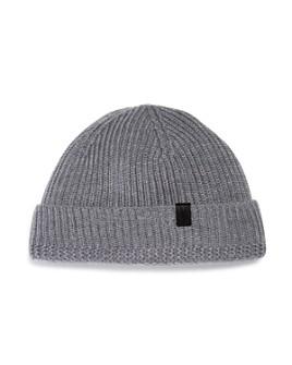ALLSAINTS - Merino Wool Beanie Hat