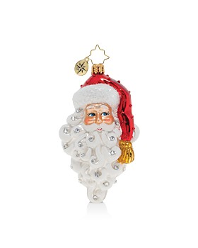 Chanel Christmas Ornaments.Christmas Ornaments Bloomingdale S