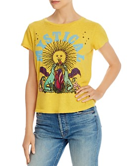 MOTHER - The Boxy Goodie Goodie Mystical Tee