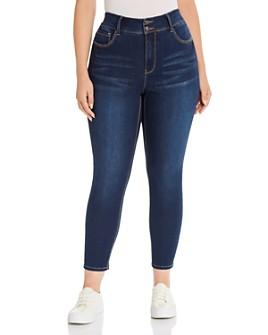Karen Kane Plus - Skinny Jeans in Indigo