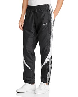 Reebok - CL V Snap-Side Track Pants