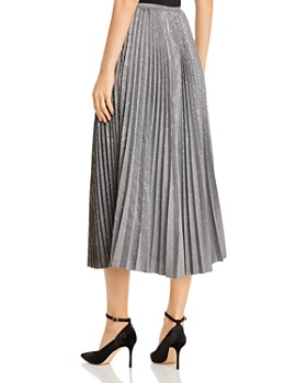 Lafayette 148 New York - Jahira Pleated Midi Skirt