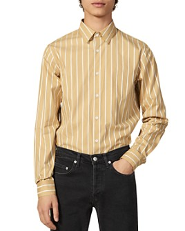 Sandro - Bank Slim Fit Shirt