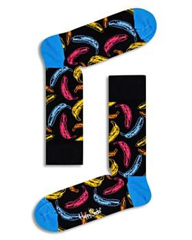 Happy Socks - Andy Warhol Banana Socks