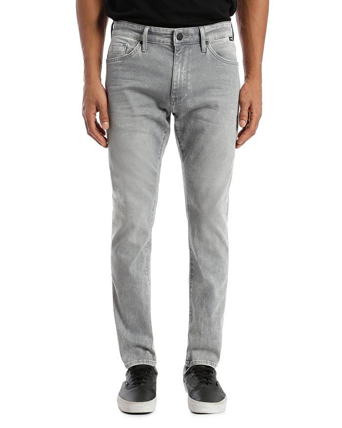 Mavi - Jake Slim Fit Jeans in Gray Athletic