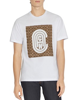 COACH - Signature Logo Graphic Tee