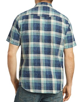 Flag & Anthem - Dowelltown Short-Sleeve Western Regular Fit Shirt
