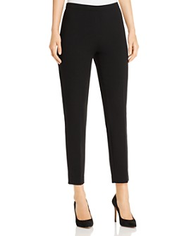 Elie Tahari - Marcia Side-Zip Pants