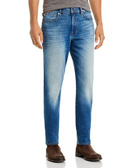 Joe's Jeans - Brixton Straight Slim Fit Jeans in Berry