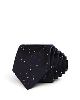 Paul Smith - Narrow Dot Skinny Tie