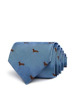 Paul Smith - Dachsund Pattern Classic Tie