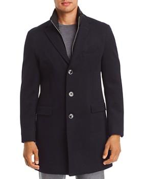 Dylan Gray - Wool-Blend Overcoat - 100% Exclusive