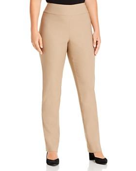 NIC and ZOE Plus - Wonderstretch Straight-Leg Pants