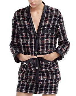 Maje - Visidio Tweed Blazer