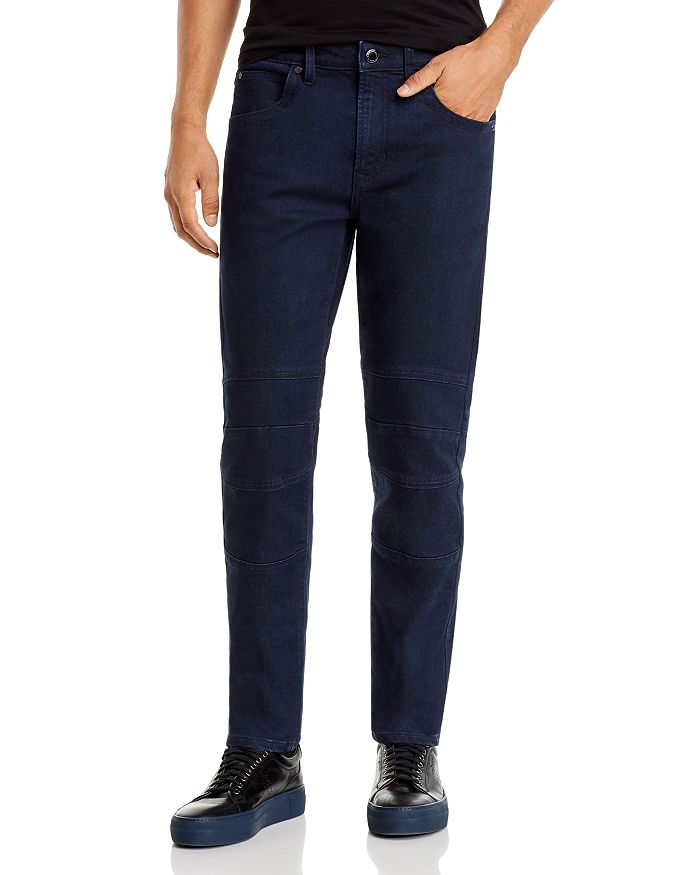 KARL LAGERFELD Paris - Core Motto Slim Fit Jeans in Indigo