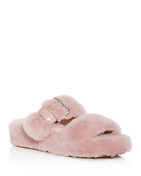 UGG® - Women's Fuzz Yeah Shearling Slippers