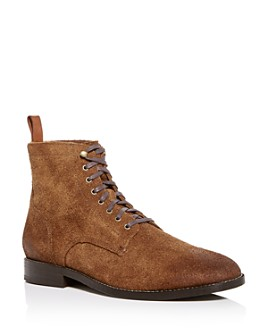 Cole Haan - Men's Feathercraft Grand Suede Boots