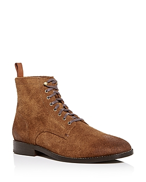 Cole Haan Boots Men's Feathercraft Grand Suede Boots