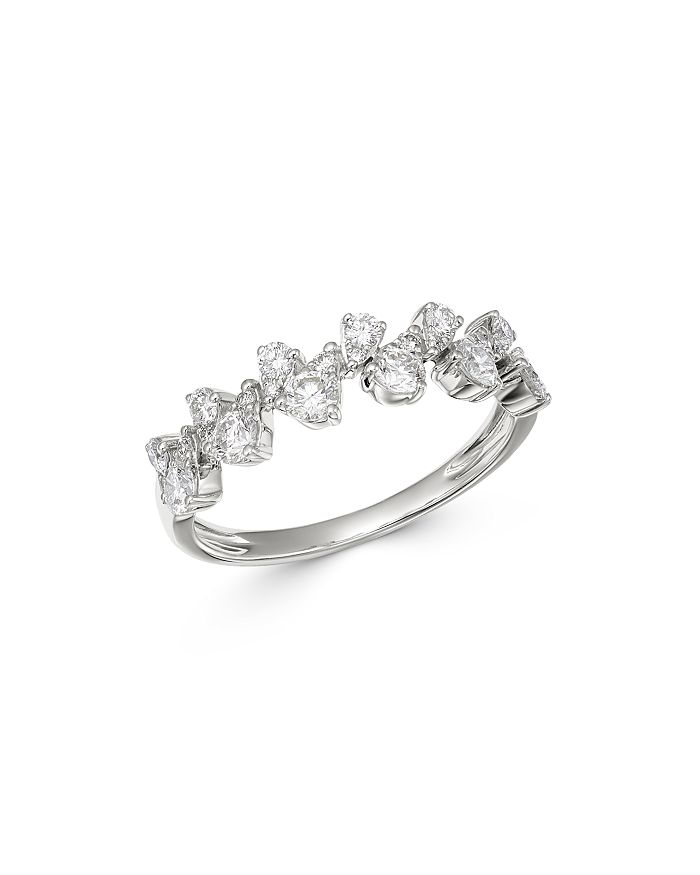 Bloomingdale's - Diamond Band in 14K White Gold, 0.70 ct. t.w. - 100% Exclusive
