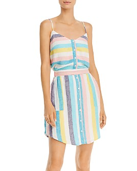 Splendid - x Gray Malin St. Barths Striped Dress