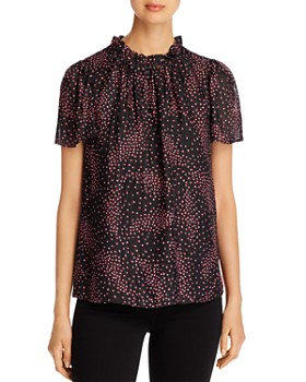 kate spade new york - Meadow Tie-Back Top