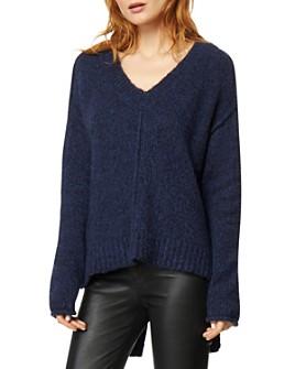 Habitual - Emmy Fishtail-Hem Sweater