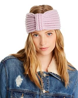 Rosie Sugden - Knit Cashmere Headband