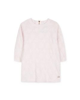 Tartine et Chocolat - Girls' Sweater Shift Dress - Baby