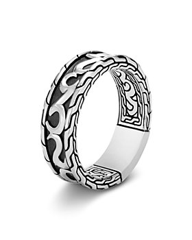 JOHN HARDY - Sterling Silver Classic Chain Ring