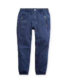 Ralph Lauren - Boys' Solid Jogger Pants - Little Kid