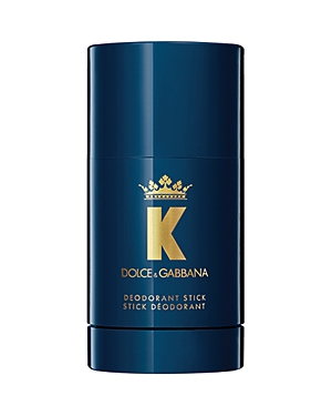 What It Is: An antiperspirant deodorant stick that keeps you fresh all day long with a magnetic and unforgettable fragrance. What It Does: The K by Dolce & Gabbana deodorant stick for men offers you an effective, fresh and long-lasting protection thanks to the alcohol-free and quick-drying formula. From early morning to late at night, it releases a scent with fresh citrus and woody aromatic notes.