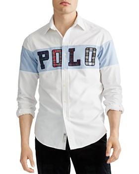 Polo Ralph Lauren - Classic Fit Appliqué Oxford Shirt