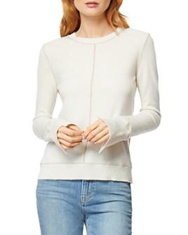 Habitual - Sora Merino Wool & Cashmere Crewneck Sweater