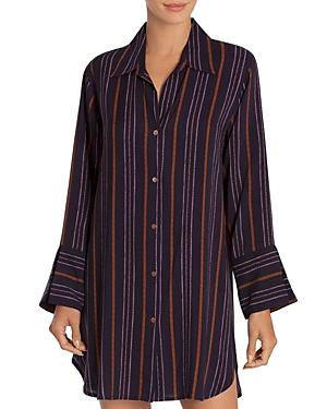 Midnight Bakery Challis Sleepshirt