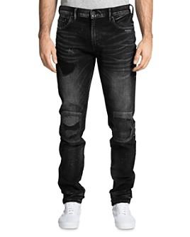 PRPS - Le Sabre Stretch Skinny Fit Jeans in Millet