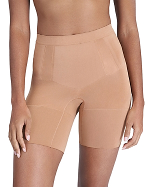 Spanx Shorts ONCORE MID-THIGH SHORTS