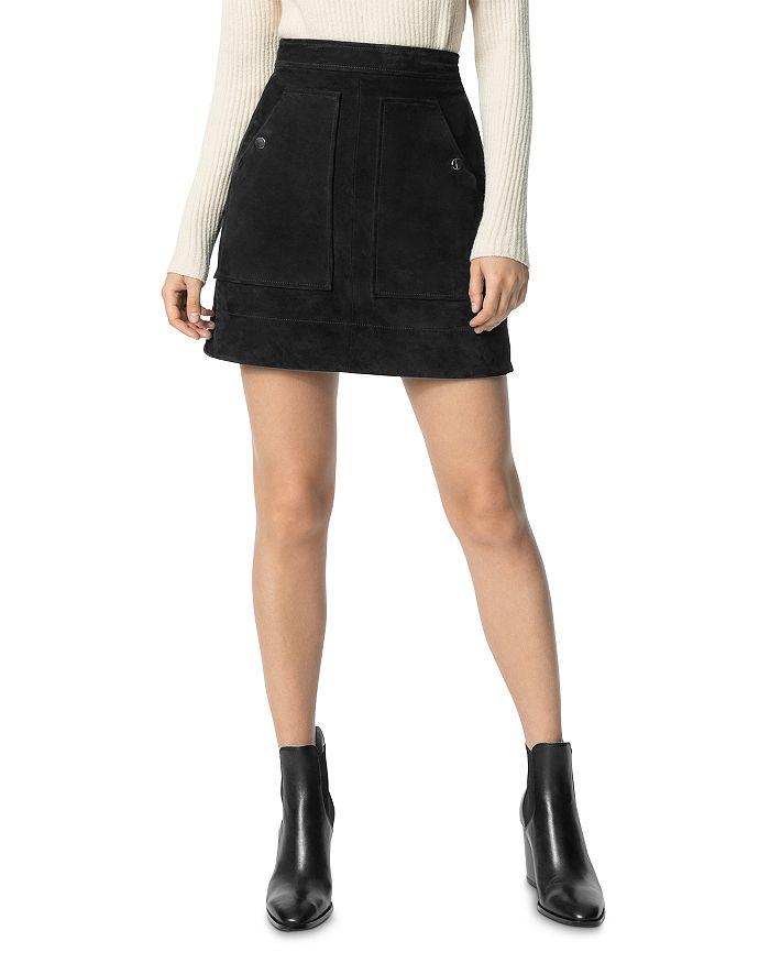 Joe's Jeans - Leather Utility Skirt