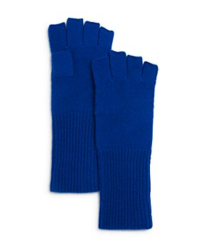 AQUA - Fingerless Cashmere Gloves - 100% Exclusive