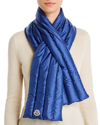 Moncler - Down Puffer Scarf