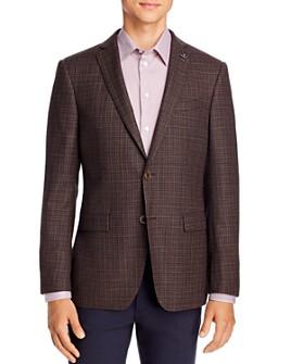 John Varvatos Star USA - Mélange Birdseye Slim Fit Sport Coat