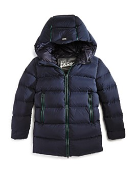 Herno - Unisex Teddy Puffer Jacket - Big Kid