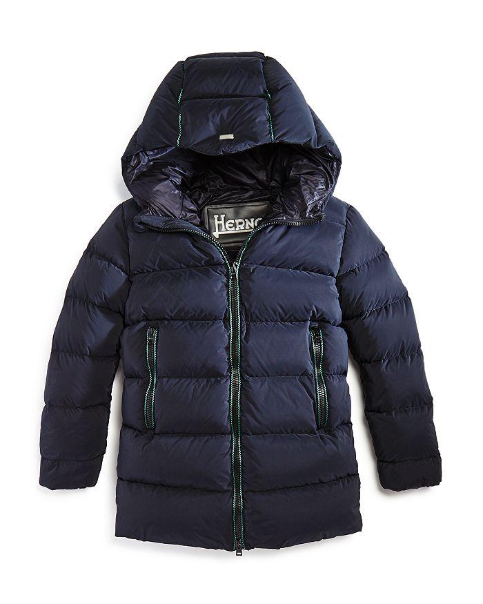 Herno - Unisex Teddy Puffer Jacket - Big Kid