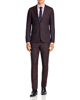 Paul Smith - Soho Birdseye Extra Slim Fit Suit - 100% Exclusive