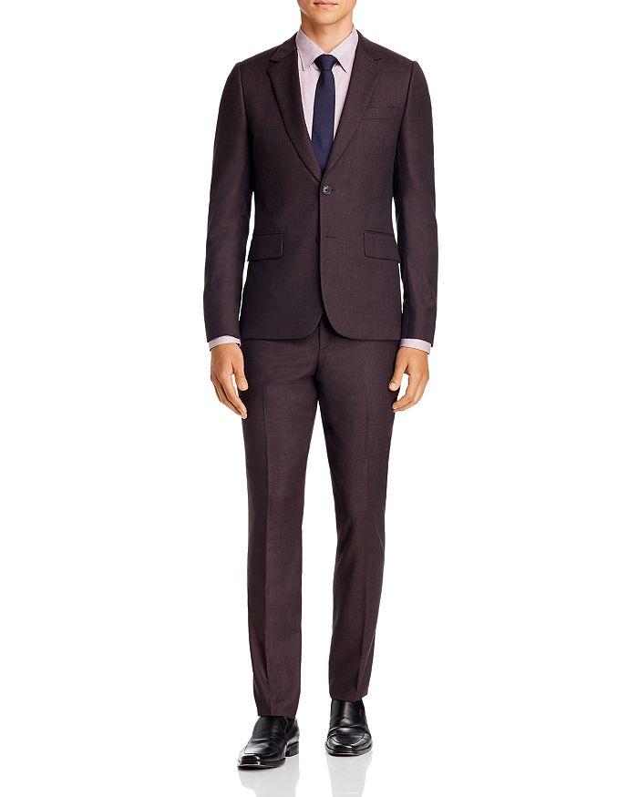 Paul Smith - Soho Birdseye Extra Slim Fit Suit - 100% Exclusive