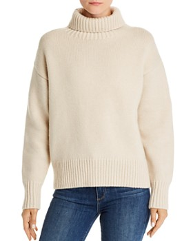rag & bone - Lambswool Turtleneck Sweater